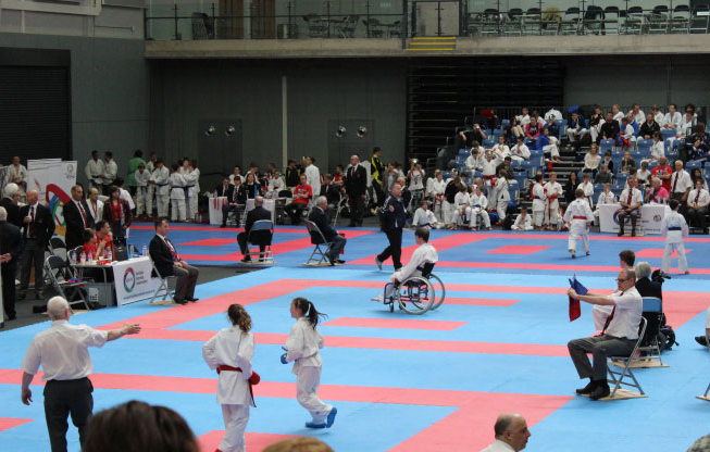 British Four Nations Championships 2013
