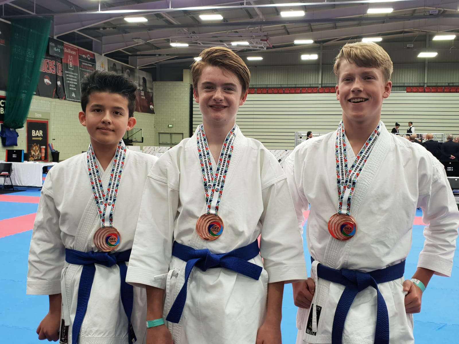 carmarthenshire karate