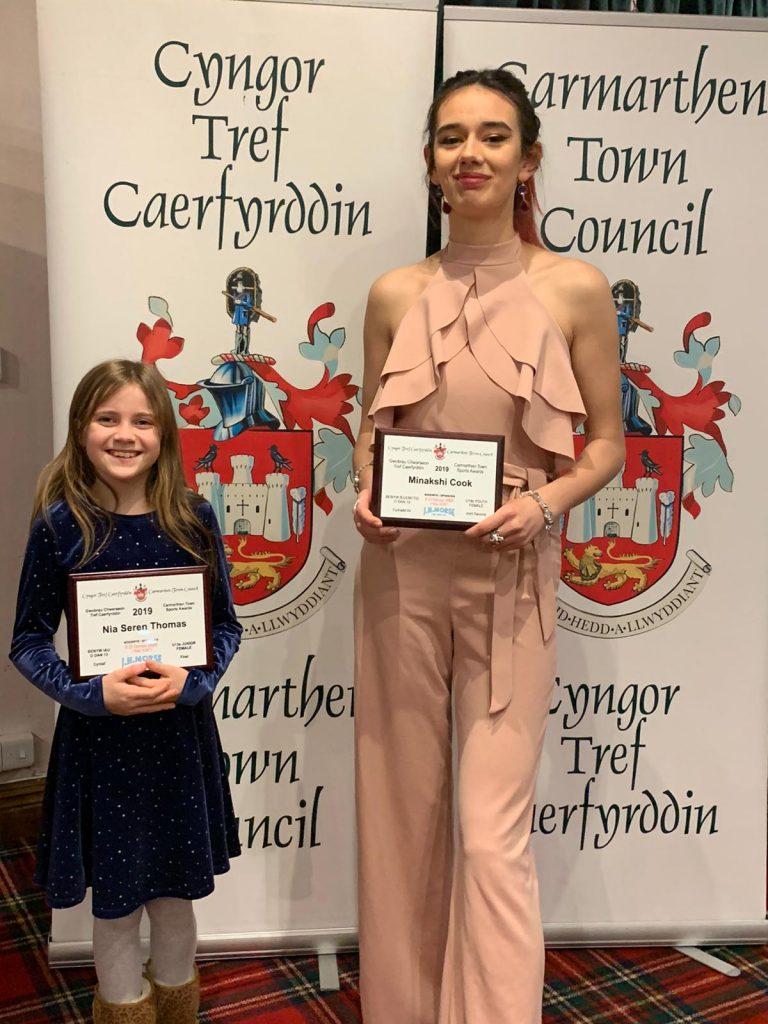 Carmarthen Town Sports Awards 2019