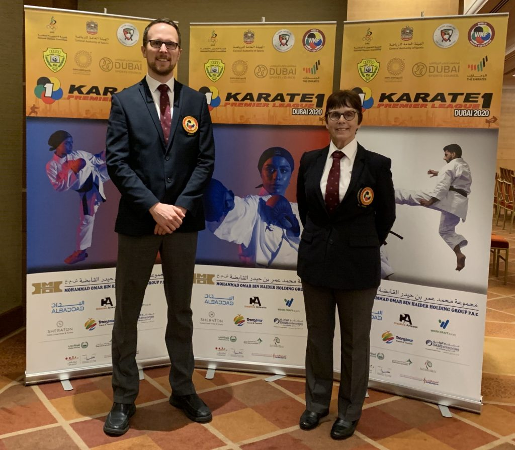 Karate1 Dubai 2020