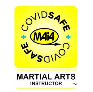 COVID-Safe Martial Arts Instructor