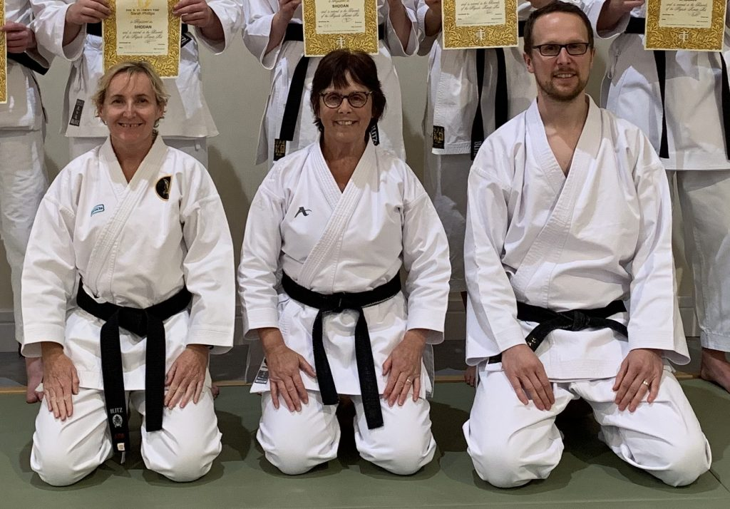 Carmarthenshire Karate Instructors