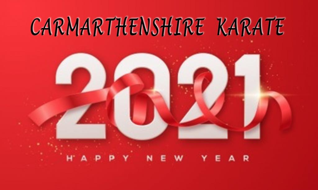 Carmarthenshire Karate 2021